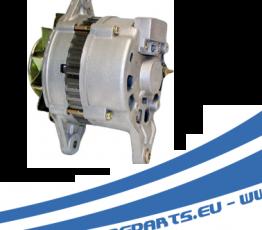 Generator båtmotor